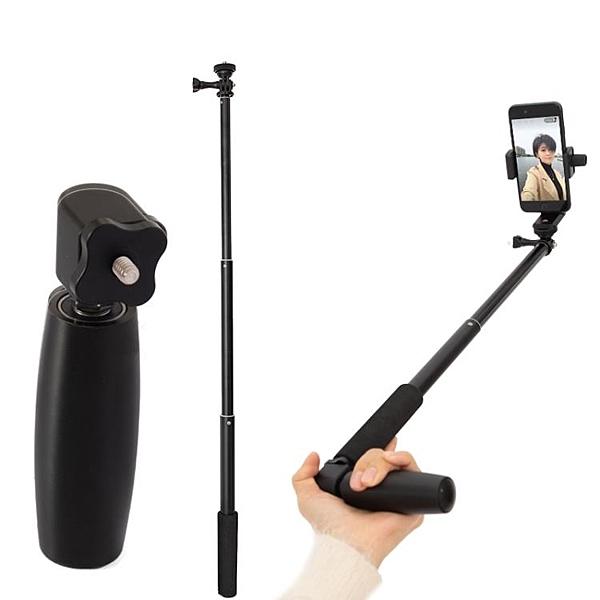 桿攝影專業支架創意通用360多功能自拍手柄手持旋轉架穩定度手機 8號店