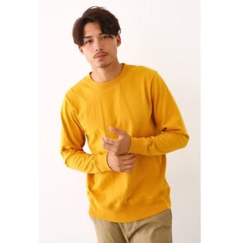 【ロデオクラウンズ/RODEO CROWNS】 ネックロゴ ロングスリーブ Tシャツ