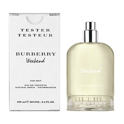 BURBERRY Weekend 週末男性淡香水100ml TESTER(有盒無蓋)【UR8D】