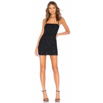 エヌビーディー NBD レディース ワンピース ワンピース・ドレス Kerr Embellished Mini Dress Black