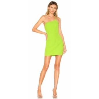 ラヴァーズフレンズ Lovers + Friends レディース ワンピース ワンピース・ドレス Rizelle Mini Dress Lime