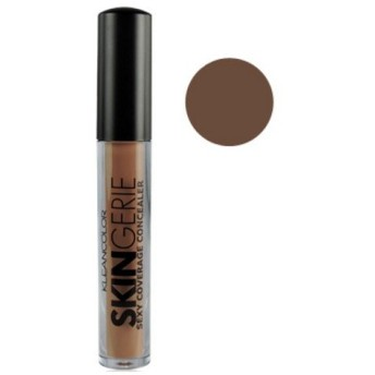 (6 Pack) KLEANCOLOR Skingerie sexy coverage concealer - Toffee (並行輸入品)