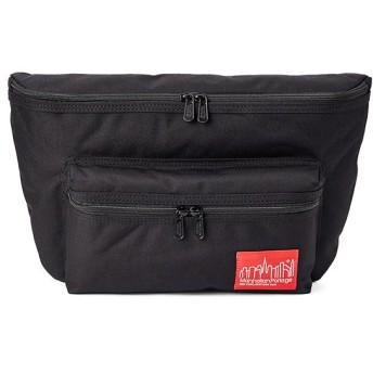 カバンのセレクション マンハッタンポーテージ ボディバッグ ウエストバッグ Manhattan Portage mp1113 ユニセックス ブラック フリー 【Bag & Luggage SELECTION】