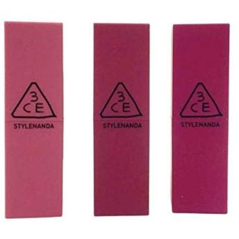 [3ce]マットリップカラーnew color 3.5g海外直商品 matte lip color new color (224 Delicate) [並行輸入品]