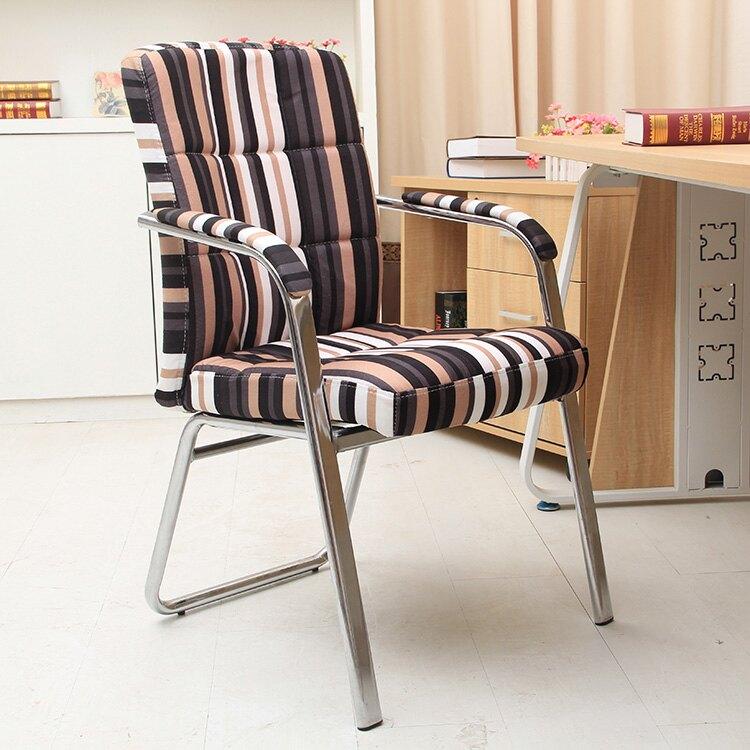 辦公椅電腦椅家用會議座椅麻將休閒椅簡約現代宿舍辦公椅四腳弓形網椅子