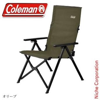 Coleman コールマン レイチェア オリーブ 2000033808 キャンプ チェア アウトドア 椅子 焚き火 たき火 焚火 難燃 折りたたみ 折り畳み