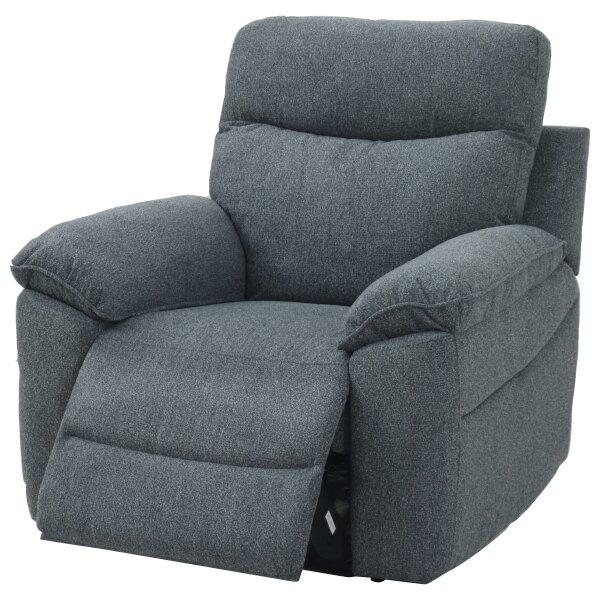 ◎布質1人用電動可躺式沙發 JADE DGY NITORI宜得利家居