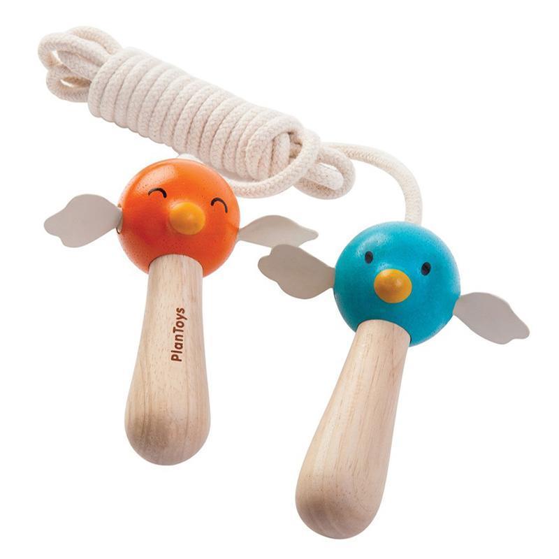 經典木作童玩-造型跳繩