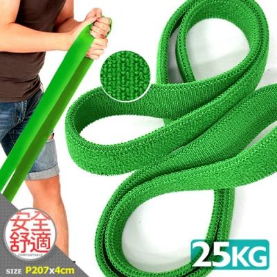 加厚25KG棉質大環狀彈力帶(防滑不捲邊)   彈力圈拉筋拉力帶