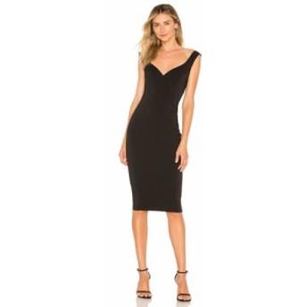 ノーキー Nookie レディース ワンピース ワンピース・ドレス Magic Midi Dress Black