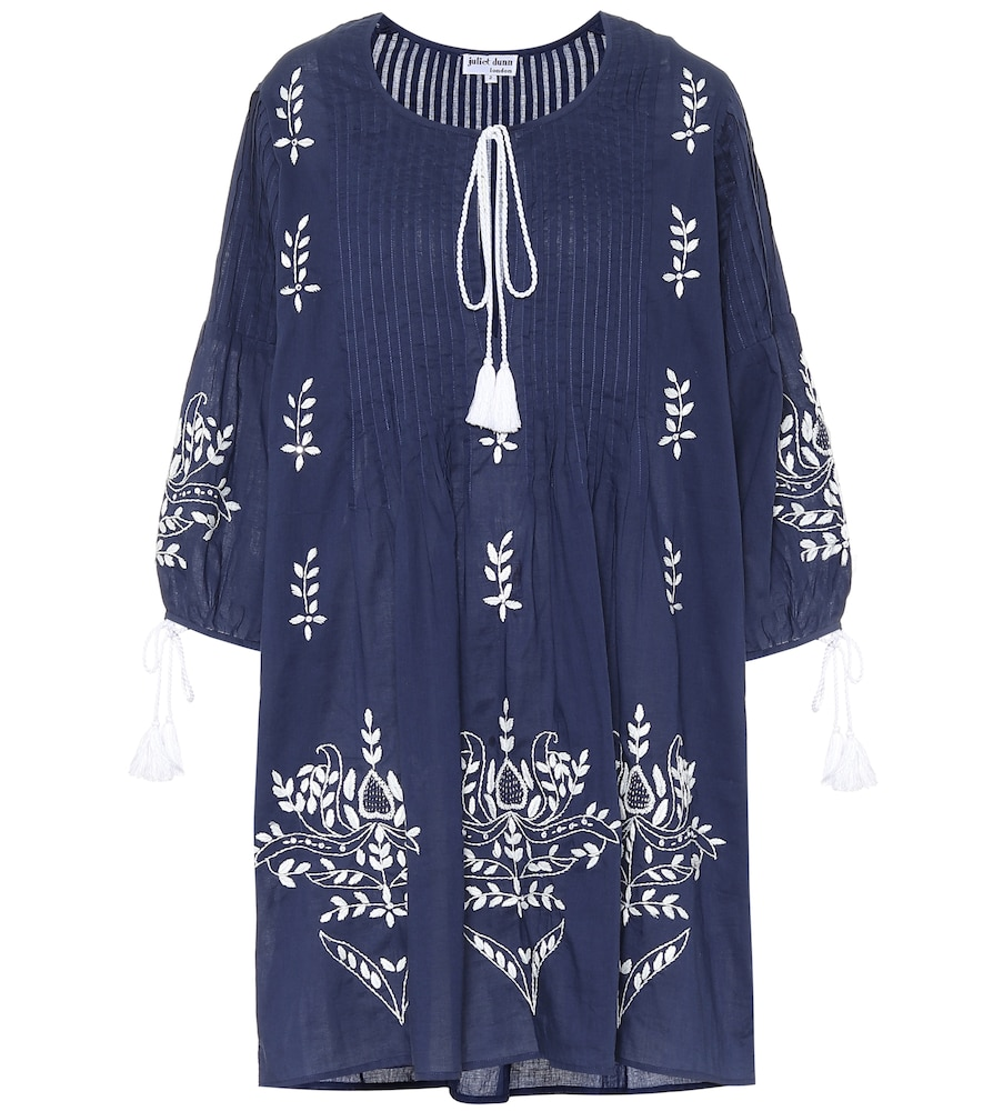 Exclusive to Mytheresa - Printed cotton dress