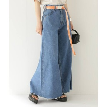 BOICE FROM BAYCREW'S 【Wrangler】REMAKE WIDE PANTS ブルー XS