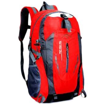 屋外登山バッグの男性と女性のバックパックランドセルレジャー旅行観光バックパックカラー107