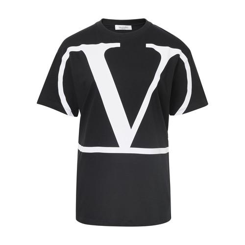 V-logo t-shirt
