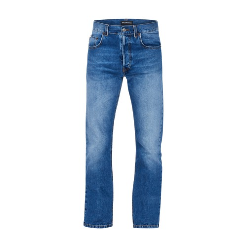 Flat Jeans