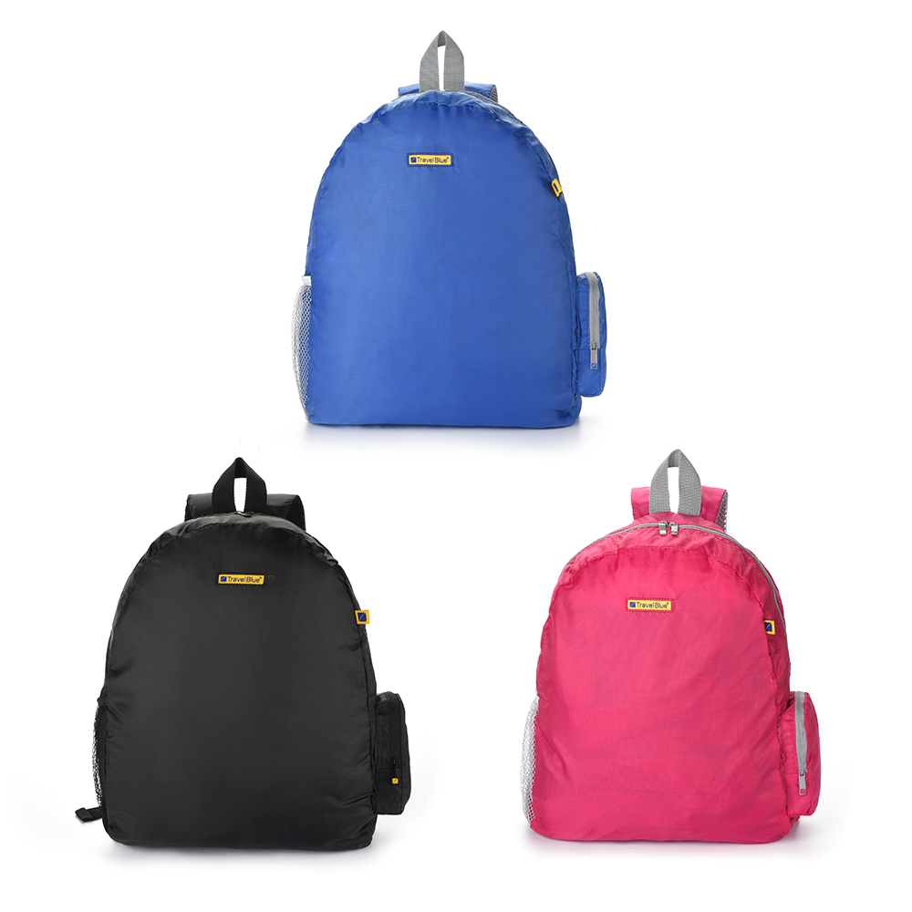 【TravelBlue】Foldable Large Backpack-大號折疊雙肩包-TB-068