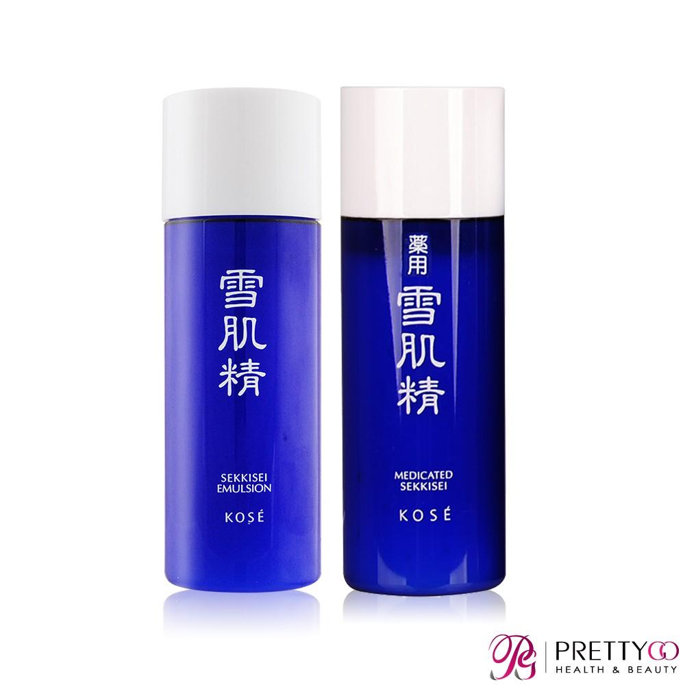 KOSE 高絲 雪肌精化妝水(33ml)&雪肌精乳液(33ml)【美麗購】【蝦皮團購】
