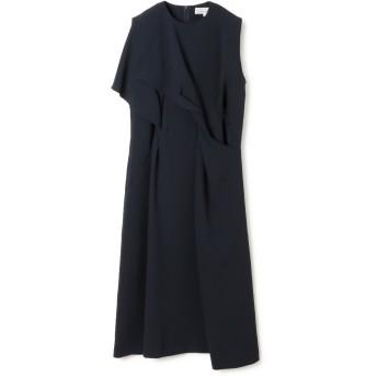 AKIRANAKA(アキラナカ)/Sven twist drape dress