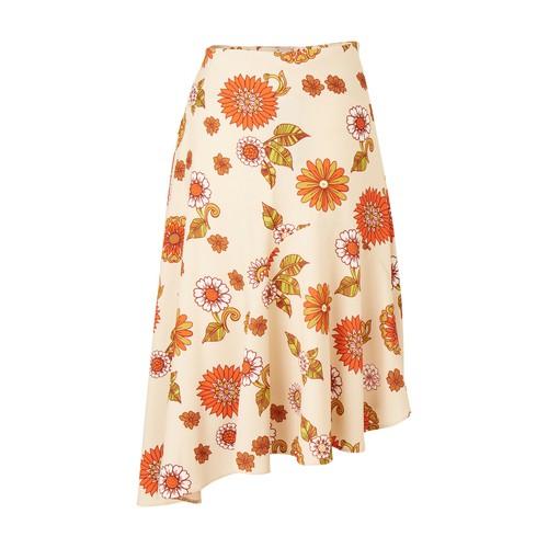 Kathy printed skirt