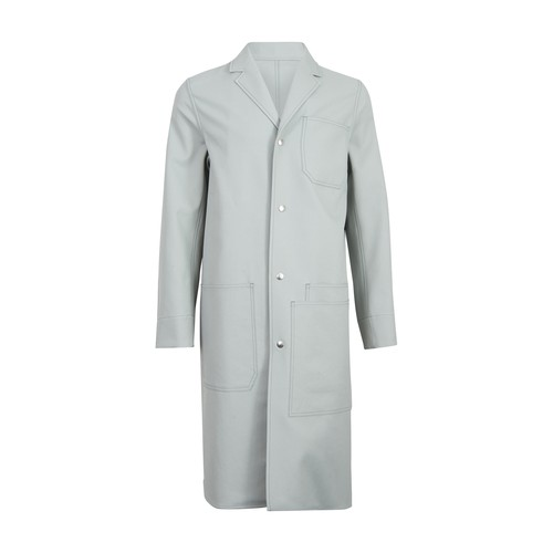 Poly long coat
