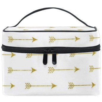 CHTT 花 化粧ポーチ 化粧バッグ メイクボックス 収納ケース メイクブラシバッグ トイレタリーバッグ プロ用 小物入れ 化粧道具 大容量 旅行用