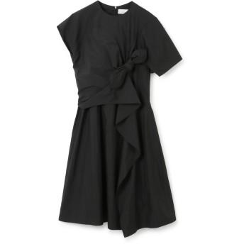 AKIRANAKA(アキラナカ)/Drape knot dress