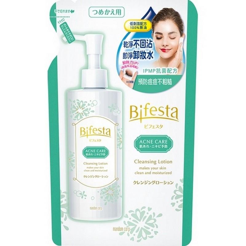 Bifesta碧菲絲特抗痘即淨卸妝水(補充包) 【康是美】