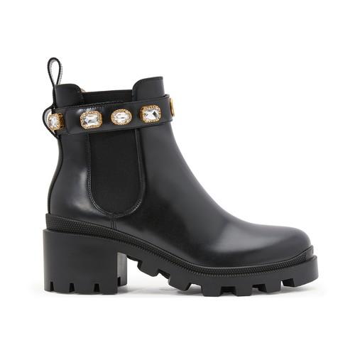 Gemstone Chelsea boots