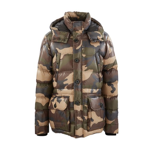 Bahon Camo winter jacket