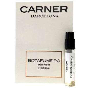 カーナー バルセロナ ボタフメイロ オードパルファン 1.7ml(Carner Barcelona Botafumeiro EDP Vial Sample 1.7ml) [並行輸入品]
