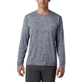 Columbia(コロンビア) トップス シャツ Columbia Men's Deschutes Runner LS Shirt Dark Mount メンズ [並行輸入品]