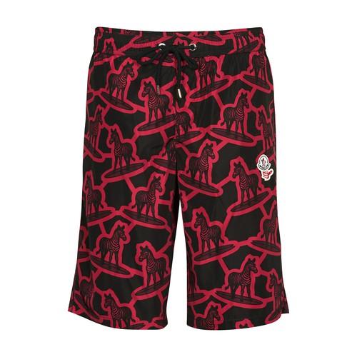 Moncler 1952 x MAMI WATA - Mare shorts