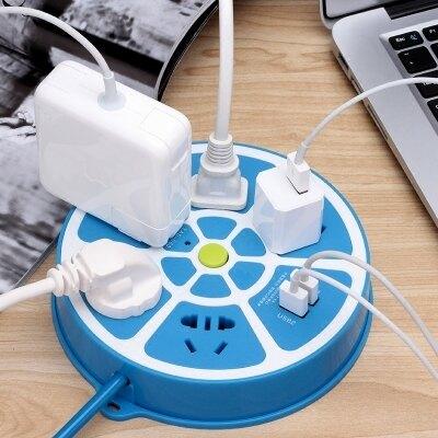 宿舍生活用品居家用品多功能插座