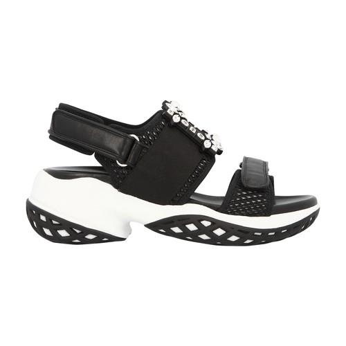 Viv Run Strass sandal