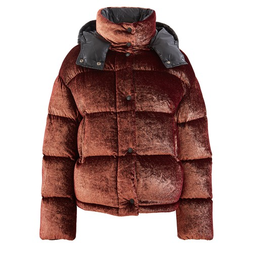 Caille down jacket