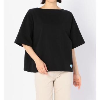 【ビショップ/Bshop】 【ORCIVAL】ワイドTシャツ SOLID WOMEN