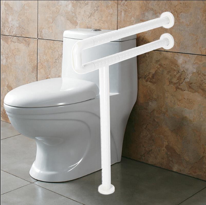 台灣24H現貨 折疊安全扶手防滑 老人衛生間浴室馬桶欄桿廁所坐便起身器折疊扶手欄桿