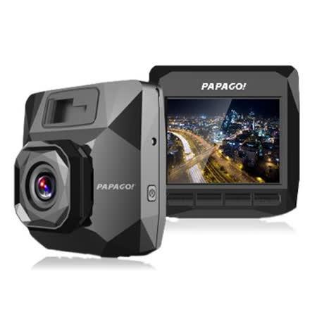 PAPAGO  GoSafe D11超廣角水晶級玻璃鏡頭行車記錄器
