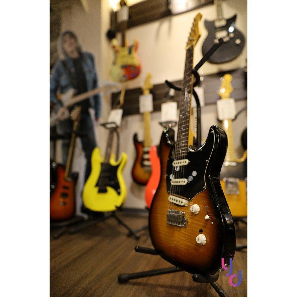 【二手美品】附贈 原廠琴袋 加拿大 Godin Progression 加拿大 製造 高階 電吉他 美廠 Fender