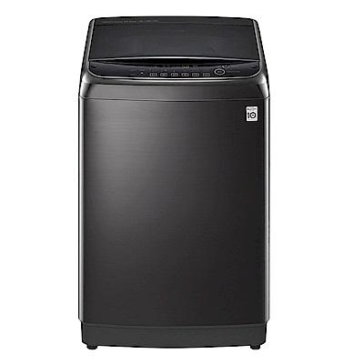 LG 樂金 21公斤 蒸善美直驅式變頻洗衣機 WT-SD219HBG 極光黑
