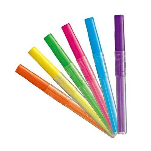 【哇哇蛙】飛龍 Pentel Handy-lineS 自動螢光筆筆芯 SLR3 (橘/黃/青綠/粉紅/淺藍/紫)