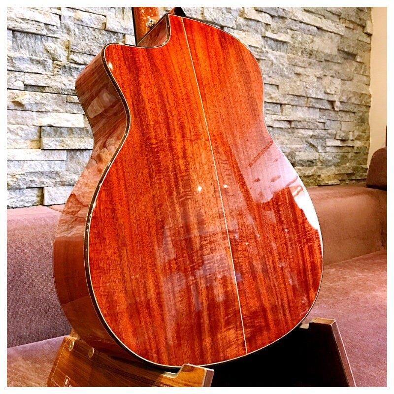 現貨免運 贈千元配件 Mayson M10/SC 可可波羅木 原廠超厚琴袋 木 吉他 民謠 吉他 高C/P質