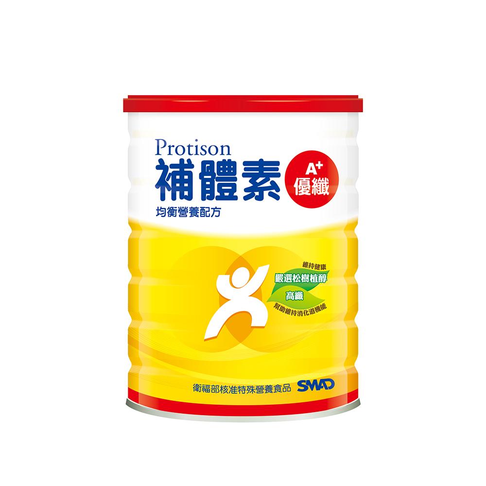 補體素 優纖A+ 900公克