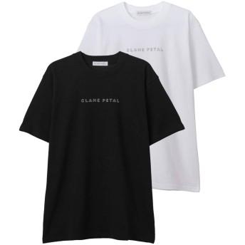 クラネオム(CLANE HOMME) CLANE PETAL PACK T/S BLACK size 1/2 (2)