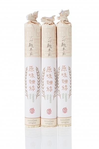 【大呷麵本家】原味麵線(150g/3入)