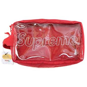Supreme Utility Bag シュプリーム ユーティリティバッグ 化粧ポーチ レッド 赤 18FW 国内正規品
