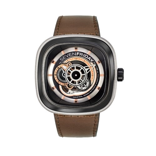 SEVENFRIDAY P2B 瑞士品牌自動上鍊機械腕錶