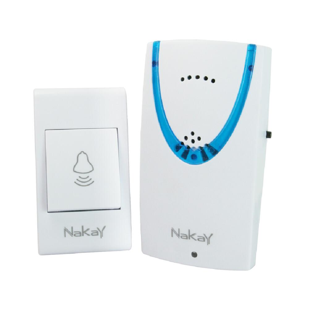 nakay電池式遠距離無線門鈴