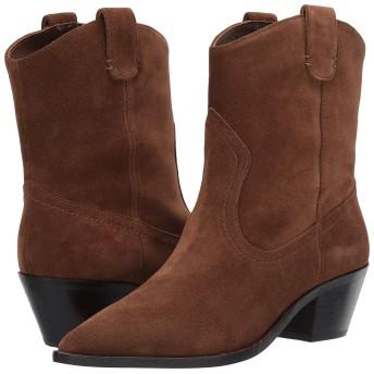 [ジェイクルー] レディース ブーツ&レインブーツ Calf Suede Western Tanner Boot [並行輸入品]