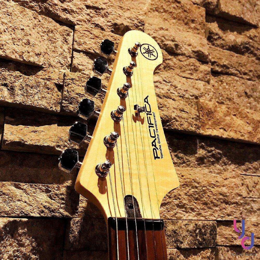 【全台獨家專賣】現貨免運 公司貨 YAMAHA Pacifica PAC 012 閃亮藍 入門 電吉他 單單雙